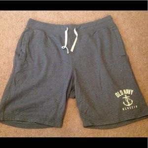 Old navy sweat shorts